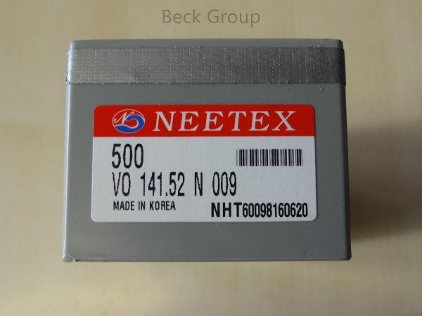 VO-141.52N009 - Packing 500 Pieces
