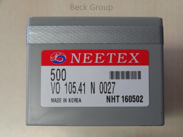 VO-105.41N0027 - Packing 500 Pieces