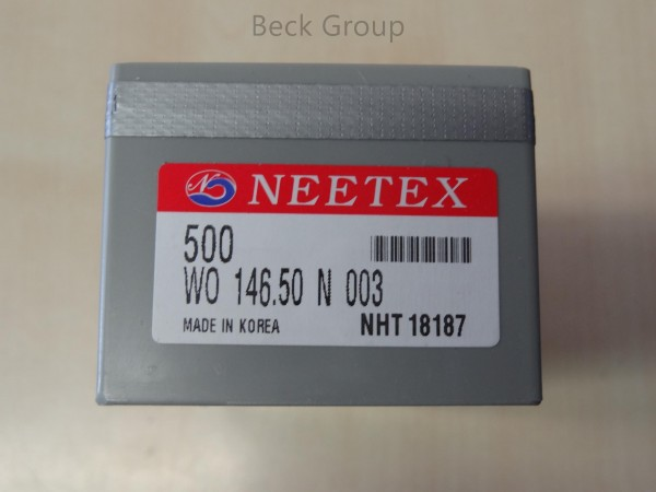 WO-146.50N003 - Packing 500 Pieces